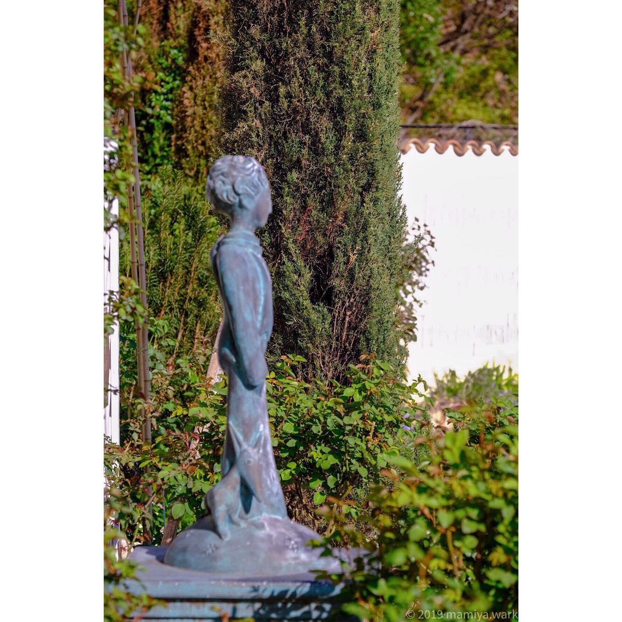 星の王子さま銅像