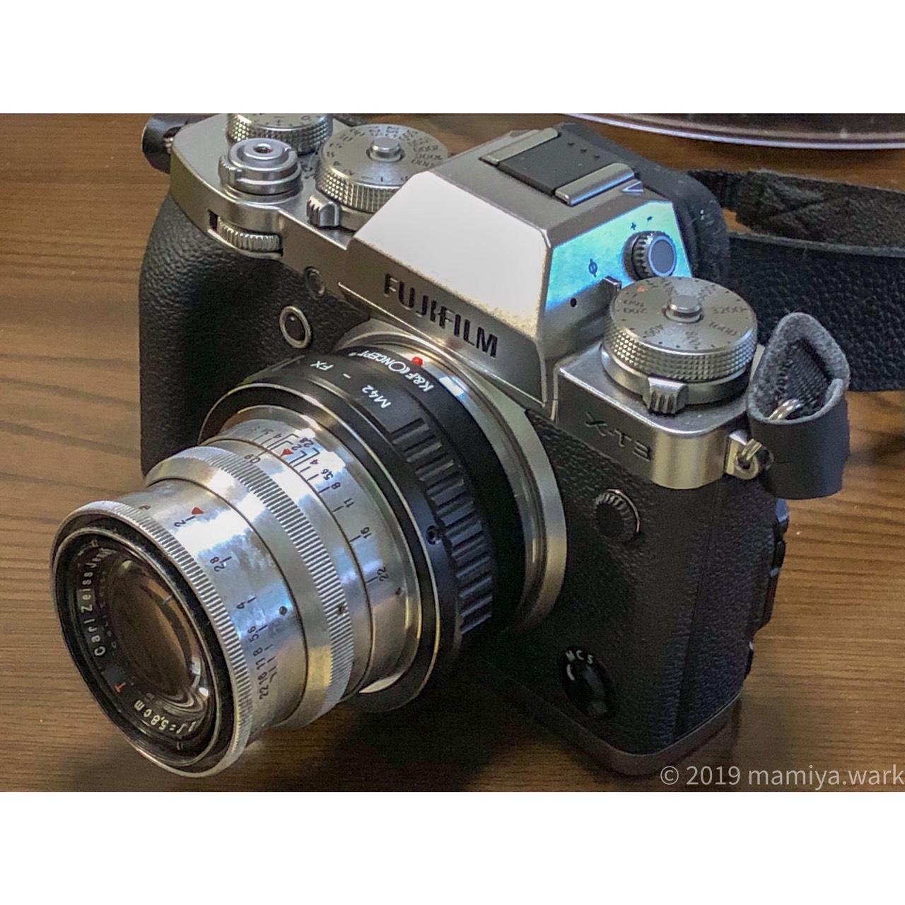 カメラXT-3