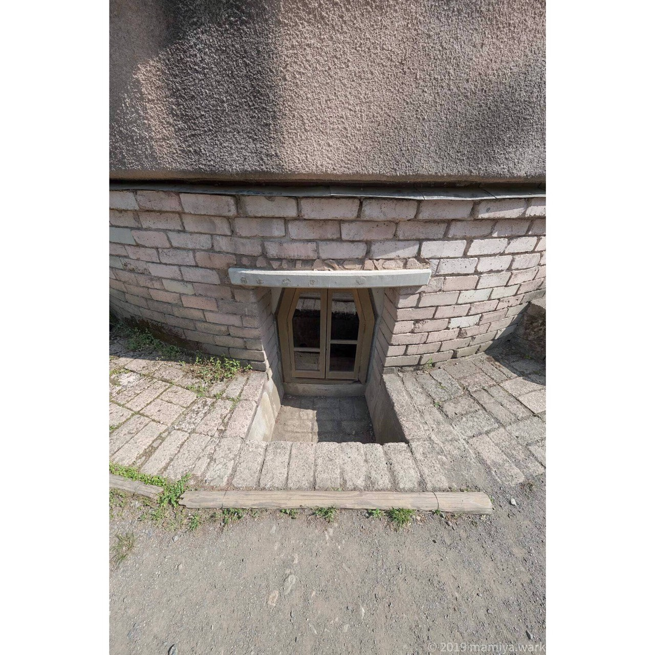 きのこの家半地下