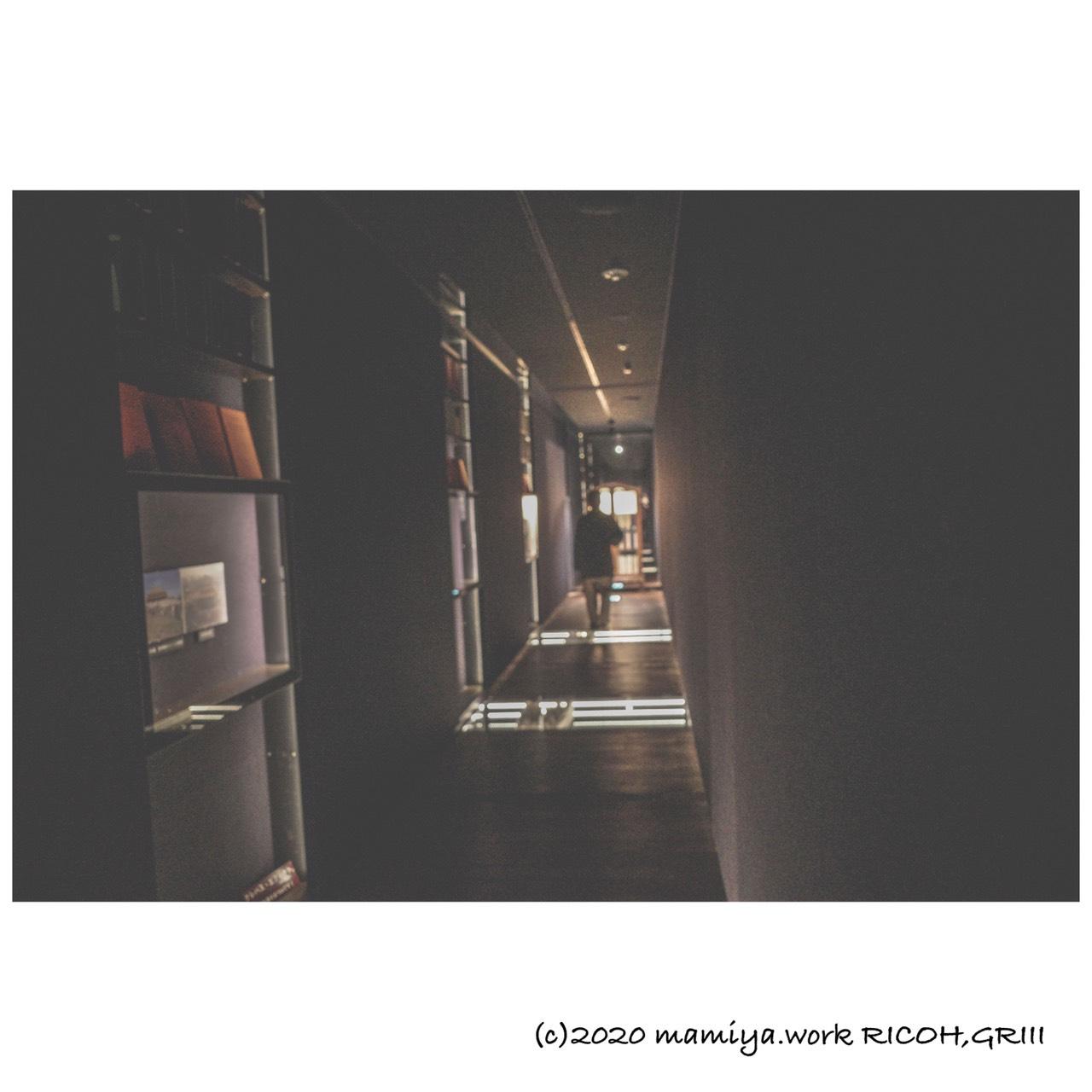 東洋文庫ミュージアム回廊